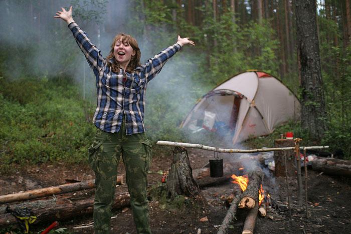 что нужно взять на рыбалку с палатками