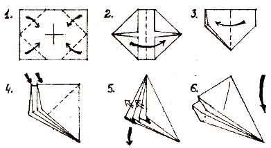 Инструкция как сделать своими руками хлопушку из бумаги