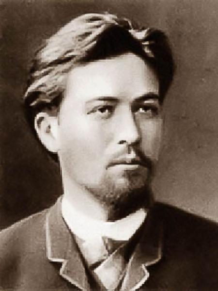 биографию чехов