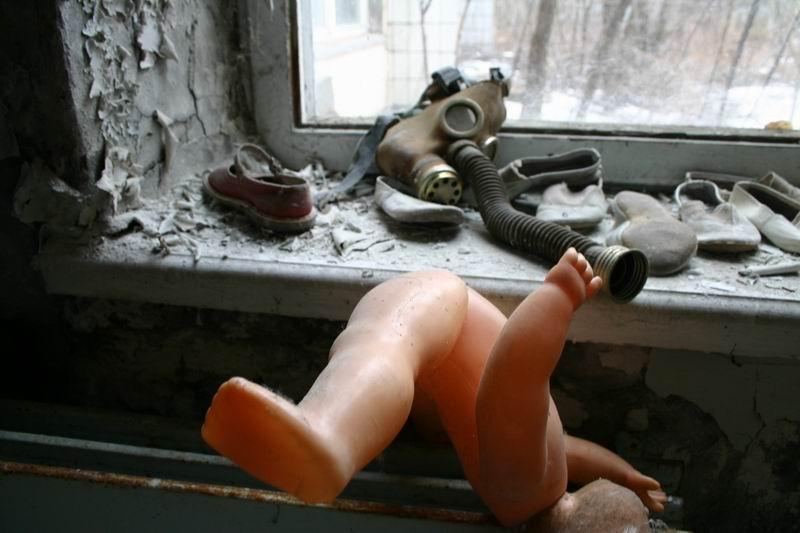порно фото в чернобыле