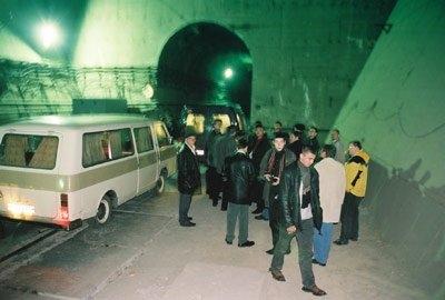 фото подземный город раменки