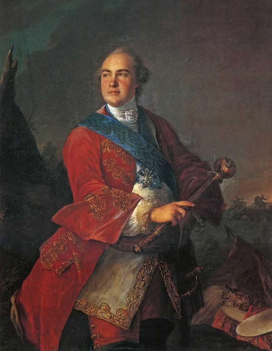 Гетман К.Разумовский