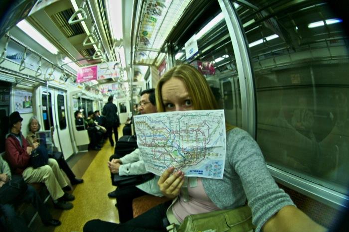 Япония в ноябре: две поездки с