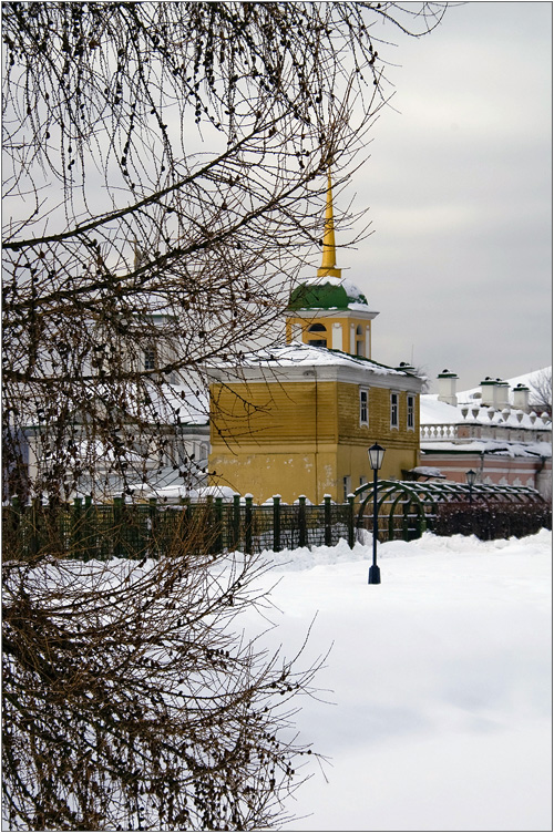 Усадьба Кусково.