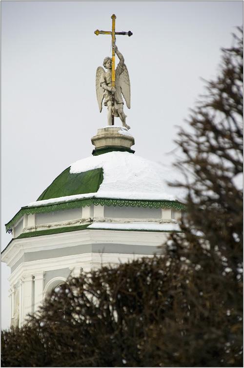 Усадьба Кусково. Ангел