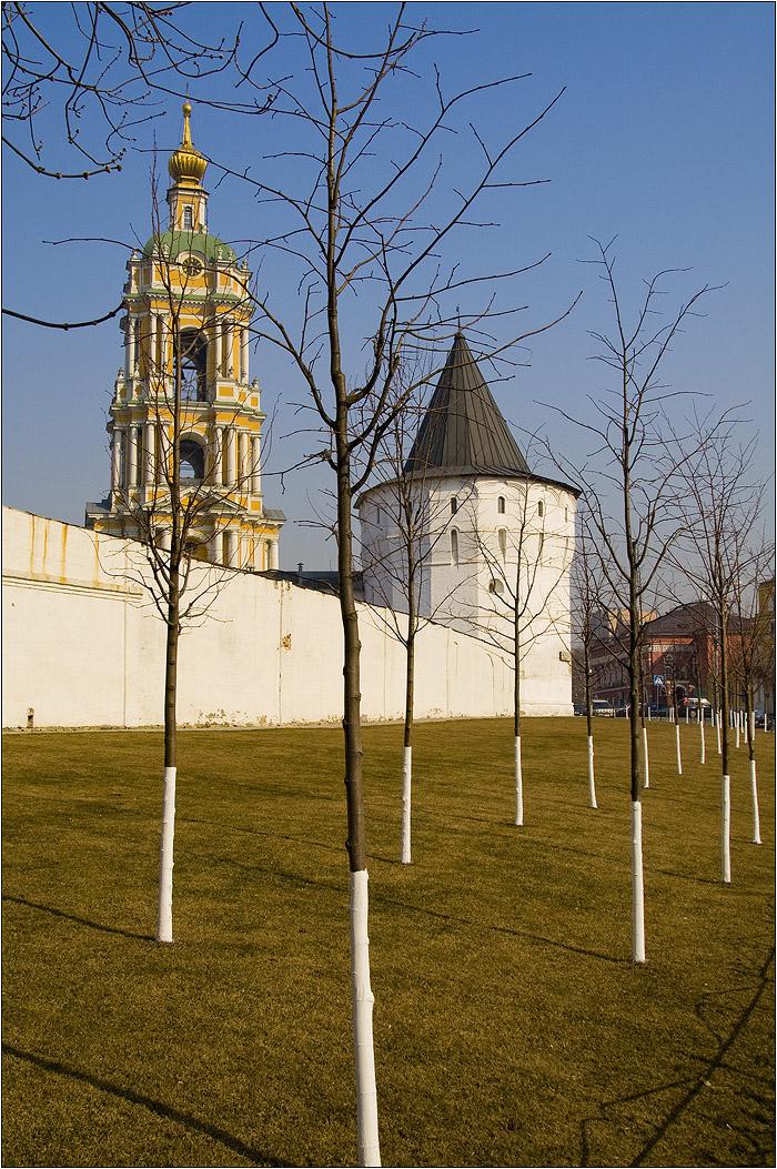 Новоспасский монастырь