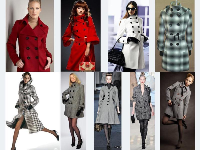 все могу сама - Мода 2010. Осенние пальто