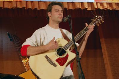 Кирил Бажан. Киев