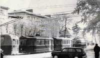 Житомир. Трамвай