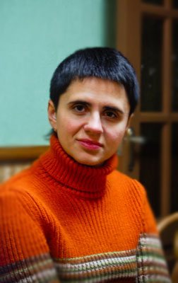 Наша Лина Куприянчук