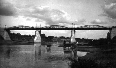 Житомир. Бердичевский мост