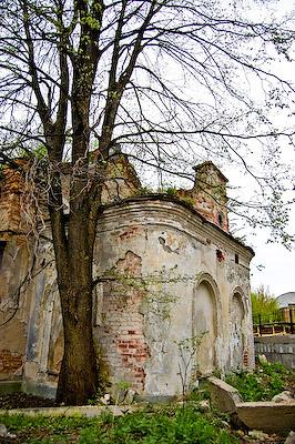 Житомир. Старая каплица