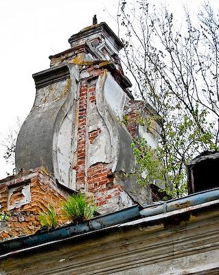Житомир. Каплица Св.Николая