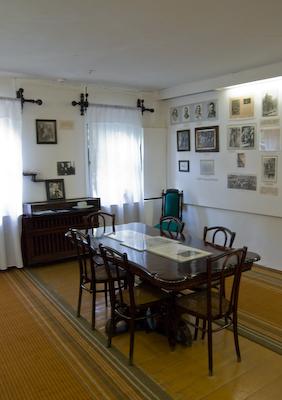 Житомир. Дом-музей В.Г. Короленко