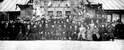 Житомир. Первые пожарники