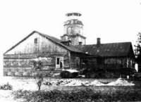 Житомир. Пожарная часть на Малеванке. Начало XX века