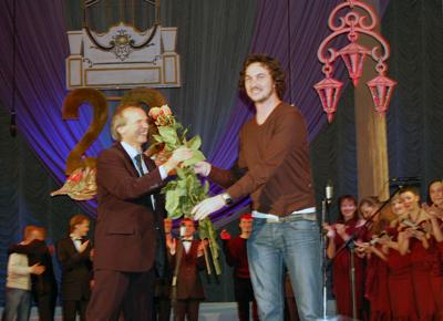 Александр Вацек и Валерий Харчишин
