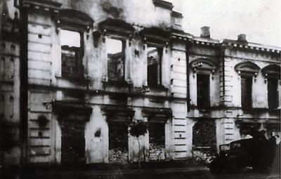 Житомир. 1943?