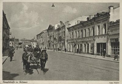 Житомир. 1940