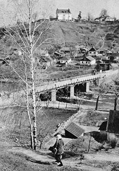 Житомир. Мост на Подоле