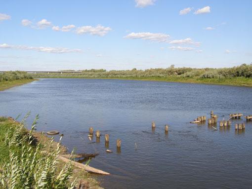 рыбалка туринск
