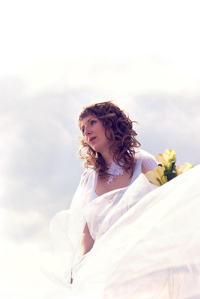 Нина, свадебное фото