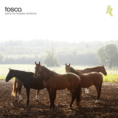 Tosca - Pony /No Hassle Versions/ (2010) electronic
