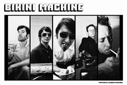 Bikini Machine - An Introduction To Bikini Machine (2003) / neo-surf, big beat, [re:up]