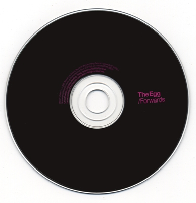 The Egg - Forwards (2004) / lounge, downtempo, electronic, alternative