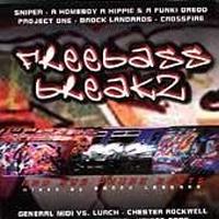 (VA) Freebass Breakz & Sub Phunk Beats (1999) / breakbeat, breaks, big beat, oldskool