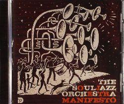 The SoulJazz Orchestra - Manifesto (2008) Afrobeat