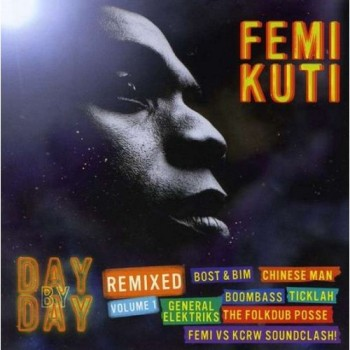 Femi Kuti - Day By Day Remixed vol.1 (2010) / afrobeat, remix