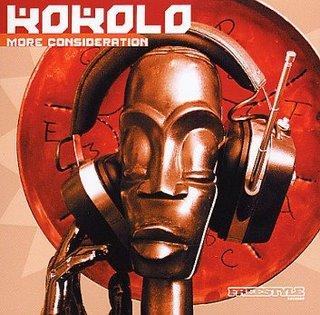 Kokolo Afrobeat Orchestra - More Consideration (2004) Afrobeat