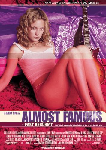 Почти знаменит - Almost Famous (2000) мелодрама,музыкальный