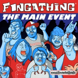 Fingathing - The Main Event & Superhero Music (2000,2002) electronic, hip-hop, breakbeat, downtempo, nu-jazz