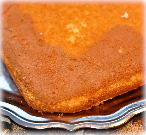 Масляный бисквит: рассыпчатый, не сухой, не опадает после выпечки