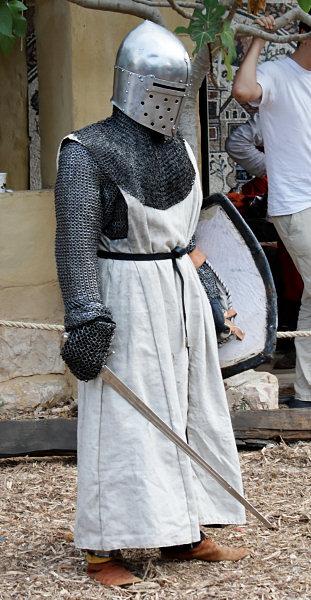 Молодой рыцарь