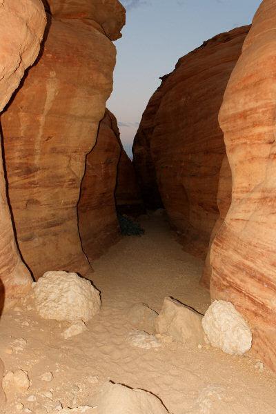 Полосатый тоннель