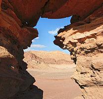 Окно в пустыню