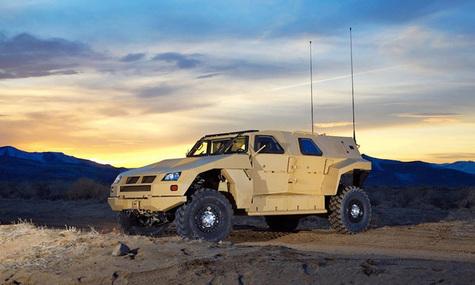 Американцы меняют свой легендарный Hummer