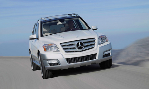 Mercedes и олимпийский зверинец