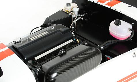 Caterham Superlight R500 – палач для суперкаров
