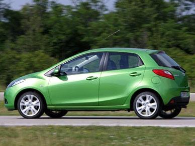 Mazda 2 уже в Россиит