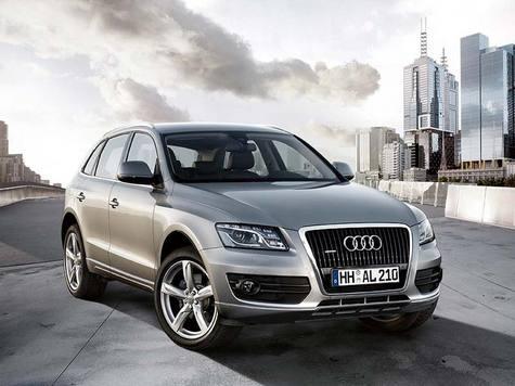 Audi Q5. Компактный, спортивный, универсальный