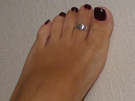сочные пальчики ног