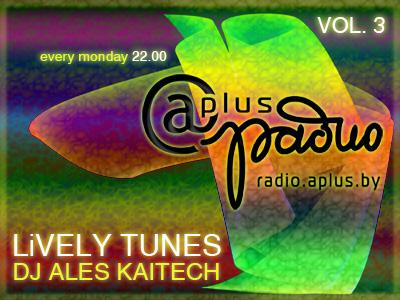 Ales Kaitech - Lively Tunes Vol. 3