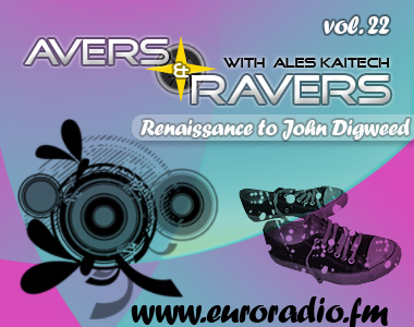Aleś Kaitech - AVErs and RAVErs radioshow vol. 22