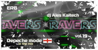 Aleś Kaitech - AVErs & RAVErs mixshow vol. 19 - Depeche mode in the mix