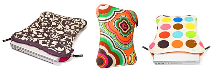 Эта коллекция сумок и чехлов для ноутбука сделана в сотрудничестве c...