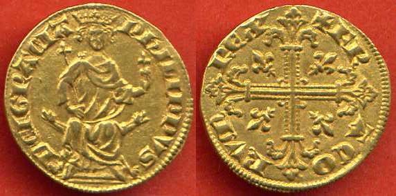 монеты короля Филлипа